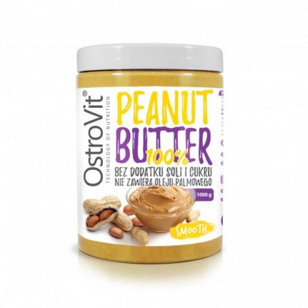 100% Manteiga de Amendoim 1000g | OstroVit