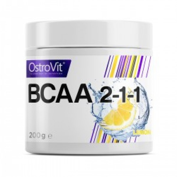 BCAA 2-1-1 200g | OstroVit