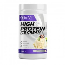 High Protein Ice Cream 400g | OstroVit
