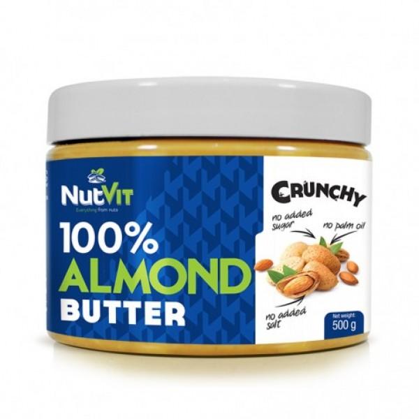 100% Manteiga de Amêndoa 500g | OstroVit