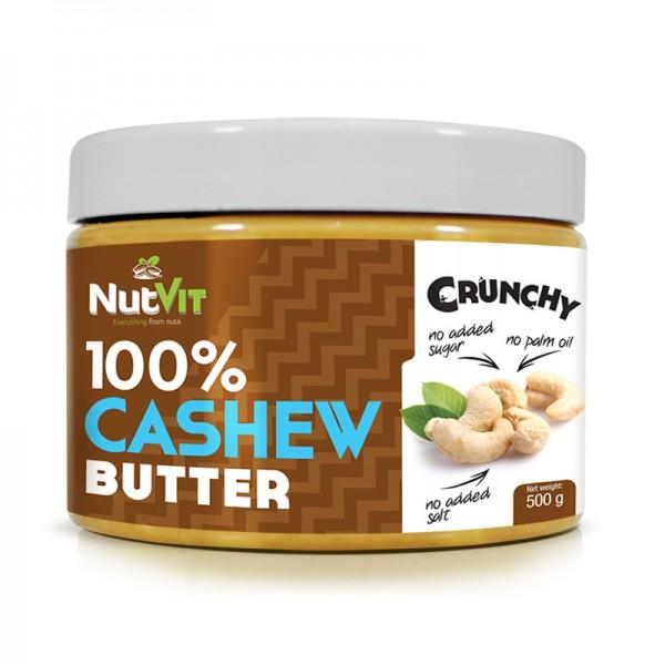100% Manteiga de Caju 500g | OstroVit