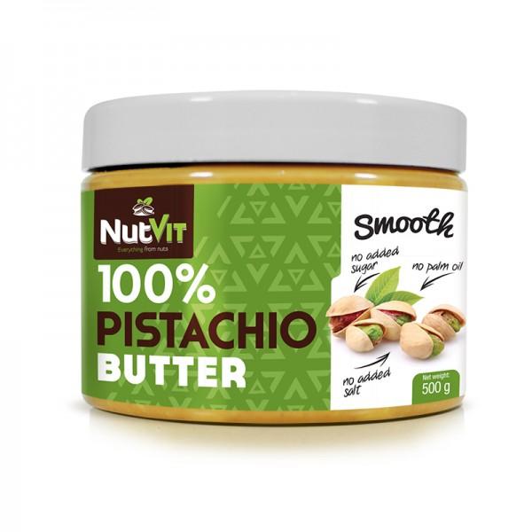 100% Manteiga de Pistachio 500g | OstroVit