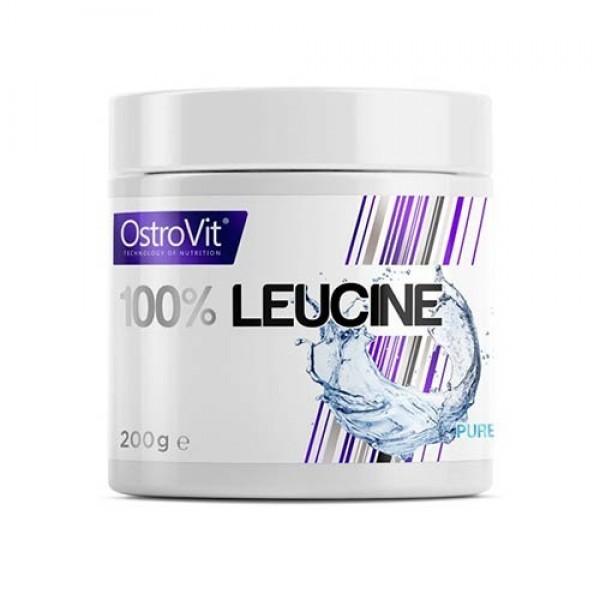 100% Leucine 200g | OstroVit