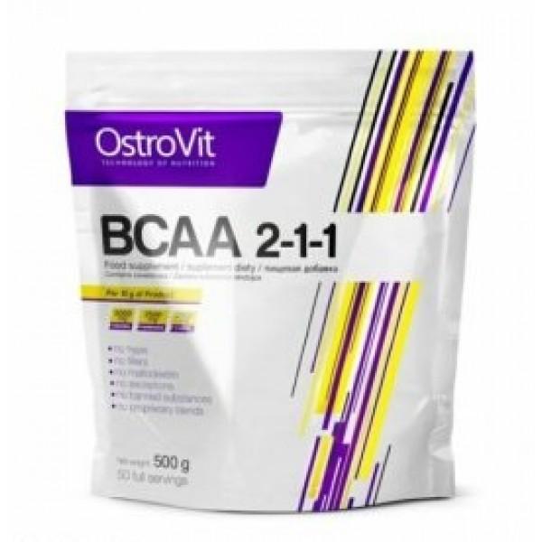 BCAA 2-1-1 500g | OstroVit