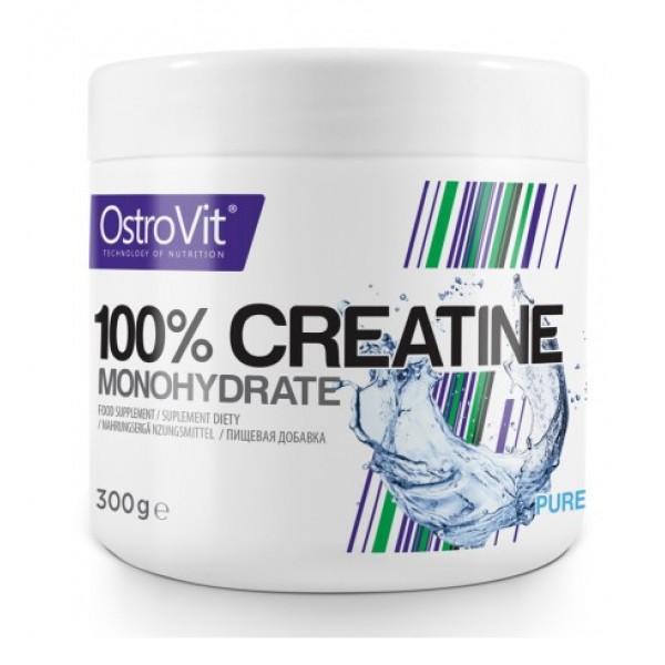 100% Creatine MonoHydrate 300g | OstroVit