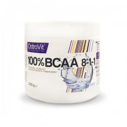 100% BCAA 8-1-1 200g | OstroVit