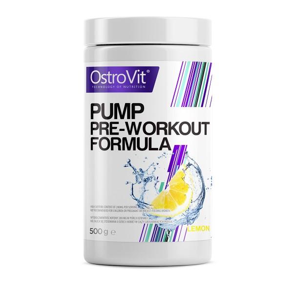 Pump Pre-Workout Formula 500g | OstroVit