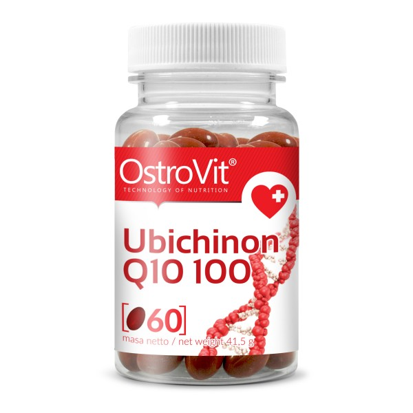 Ubichinon Q10 100 60caps | OstroVit