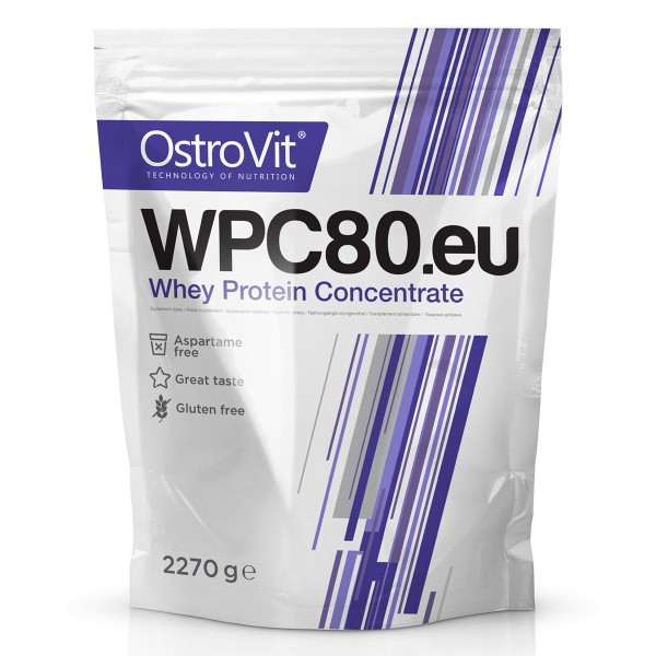 WPC80 2270g | Whey Protein Concentrate | Ostrovit