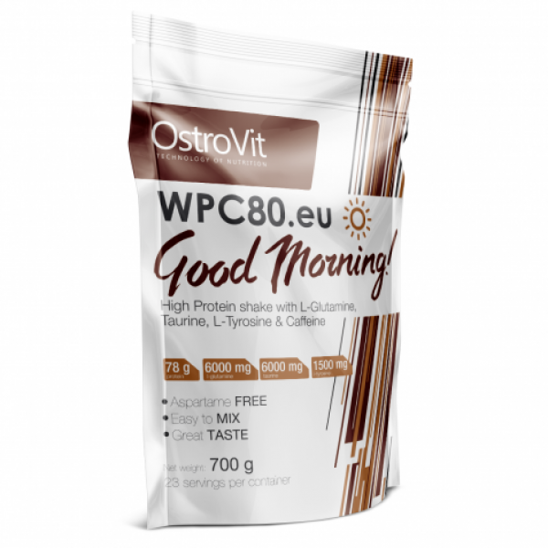 WPC80 Good Morning 700g | Ostrovit